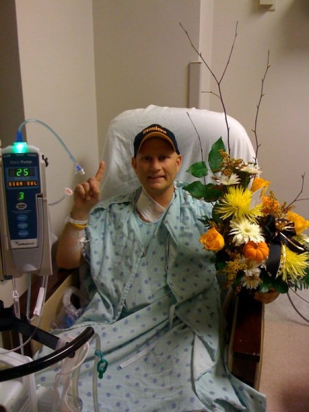 Dom Post Surgery - November 2009