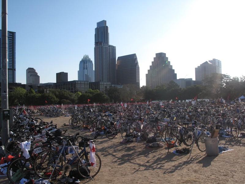 Cleveland Triathlon August 5 2012