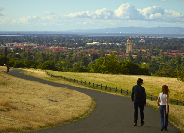 The View to Stanford