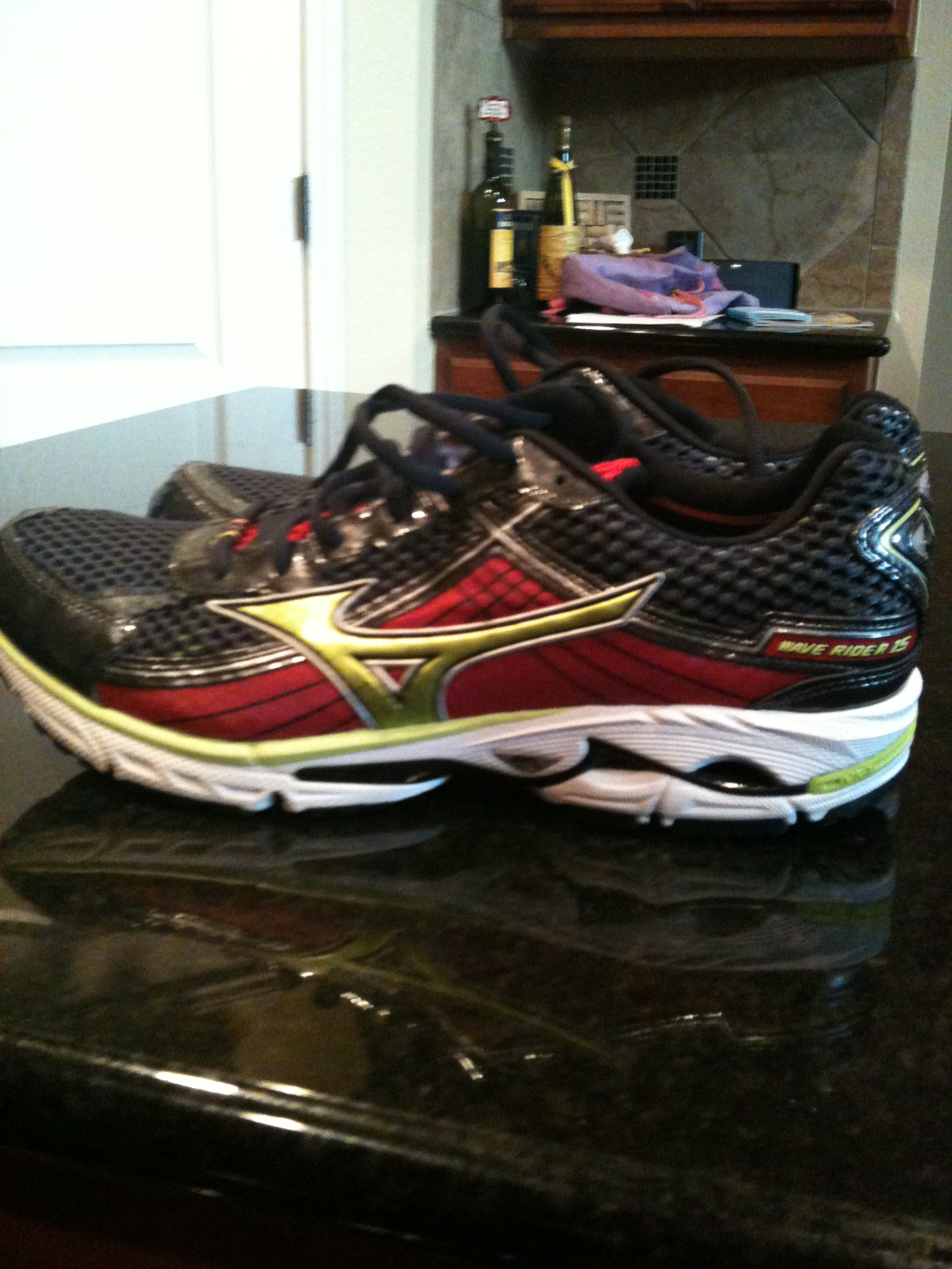 Product Review – Mizuno Wave Rider 15