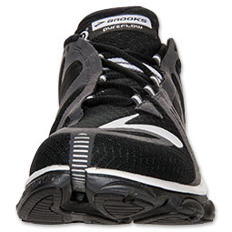 Brooks Pure Flow Front View - Anatomical