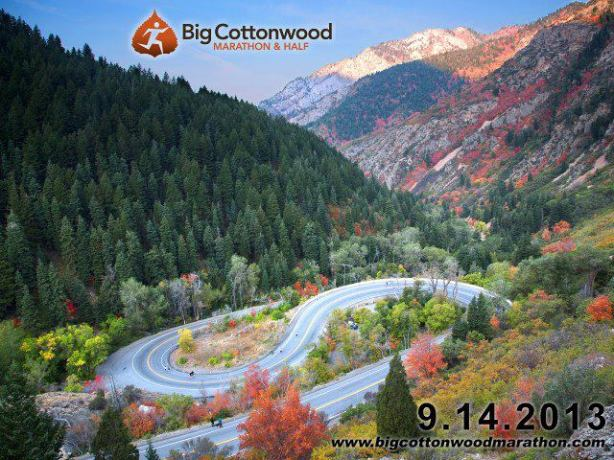 Big Cottonwood Course